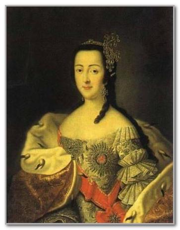 Всероссийская императрица Екатерина II Алексеевна