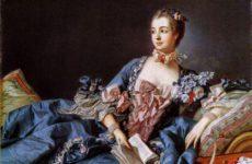 Маркиза де Помпадур — самая влиятельная любовница короля.
