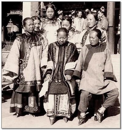 Красота по китайски