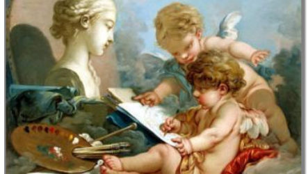 Притча «Два ангела»
