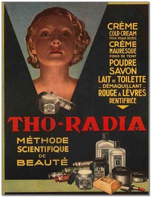Красота с радиоактивной косметикой
