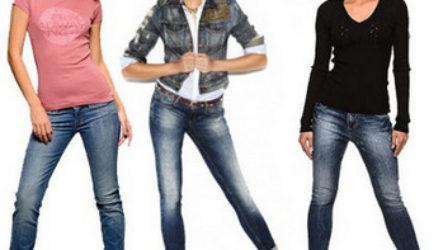 Шесть правил при выборе джинсов