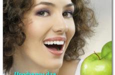 Диета для защиты зубов