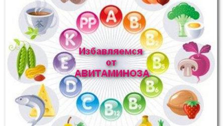Признаки авитаминоза