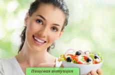 Пищевая интуиция — залог правильного питания