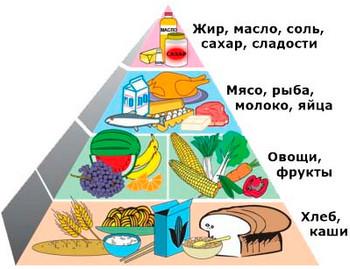 Пищевая интуиция определяет здоровое питание