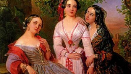 Австралийская легенда о трех сестрах