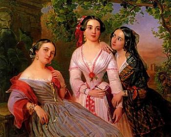 притча о счастье Три сестры