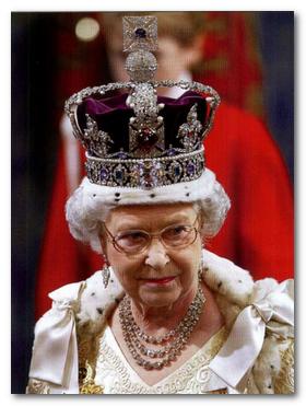 сапфир королевы