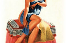 Голая жена