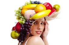 Диета для роста и укрепления волос