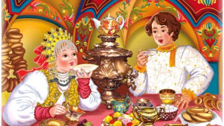 Русские пословицы и поговорки о чаепитии