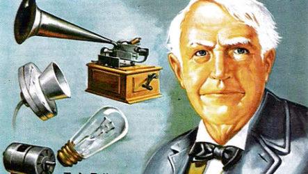 Секреты успеха Томаса Эдисона