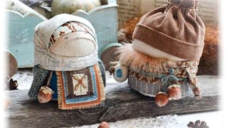 Славянская кукла-оберег: Крупеничка