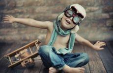 10 секретов как летать с ребенком
