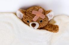 Оказание первой помощи ребенку