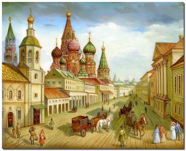 истории московских поговорок