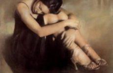 Марина Цветаева «Под лаской плюшевого пледа…»