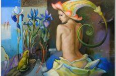 Милен Маринов и его картины