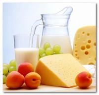 молочные продукты для отбеливания зубов