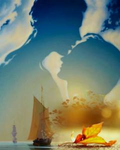 Притча про остров духовных ценностей