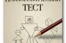 Тест Вартегга. Интерпретация
