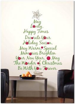 идея надписи новогодняя елка