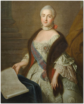 Императрица Екатерина