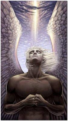 ангел исполняющий желания