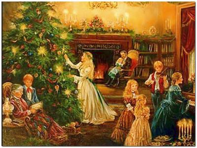 о рождественской елке