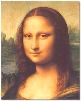 Леонардо Да Винчи. Джоконда