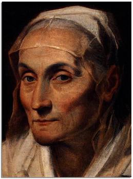 Гвидо Рени. Портрет старой женщины.
