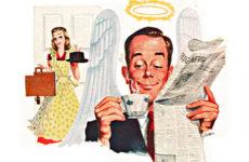 Что мужчины думают о домохозяйках