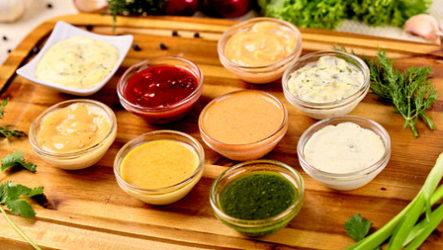 Как приготовить вкусный соус