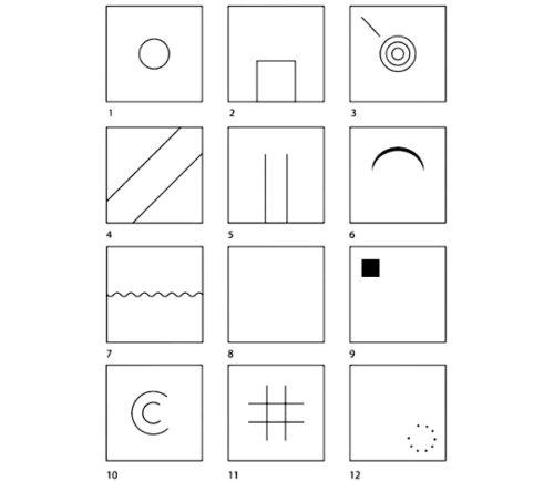 рисуночный тест интерпретация