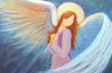 Притча про ангела