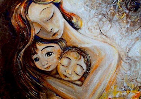 притча еврейская про маму