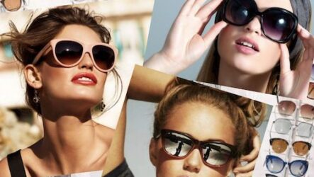 Как правильно подобрать очки по форме лица