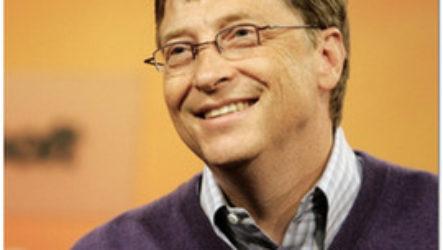 11 советов школьникам от Билла Гейтса