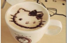 Кофе по-японски