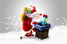 Анекдоты про новогодние подарки
