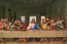 Легенда фрески Леонардо да Винчи