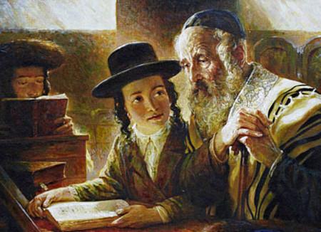 притча про еврея